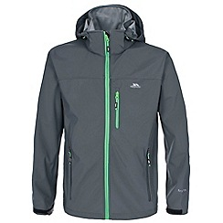 Trespass - Grey 'Ulex' Softshell Jacket