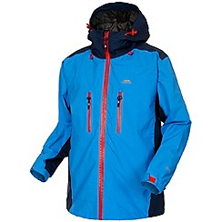 Trespass - Blue 'Lupton' Outdoor Jacket