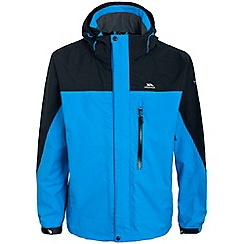 Trespass - Blue'Tafelberg' Outdoor Jacket