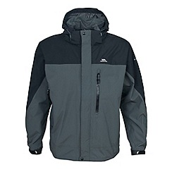 Trespass - Grey 'Tafelberg' Outdoor Jacket
