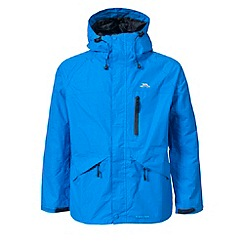 Trespass - Blue 'Corvo' Rain Jacket