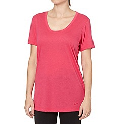 Nike - Pink short sleeved t-shirt