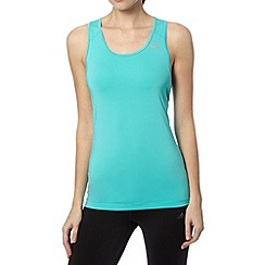 adidas - Pale green racer back tank top