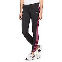 adidas - Black 'Clima' tight training pants