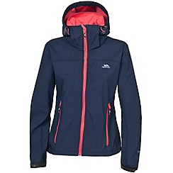 Trespass - Darkblue 'Abelia' Softshell Jacket