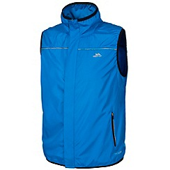 Trespass - Blue torridon cycling gilet