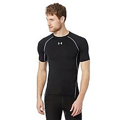 Under Armour - Black 'Heatgear' t-shirt