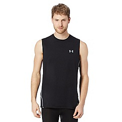 Under Armour - Black technical gym vest