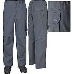Trespass - Grey mallik trousers dark