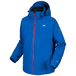 Trespass - Blue felipe rain jacket