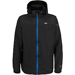 Trespass - Black felipe rain jacket