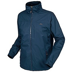 Trespass - Navy brak rain jacket