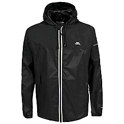 Trespass - Black malone rain jacket