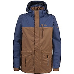 Trespass - Brown harelaw rain jacket