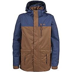Trespass - Brown harelaw rain jacket