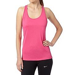 Nike - Pink 'Balance' tank top