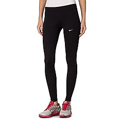 Nike - Black 'Dri-FIT' tight fit running leggings
