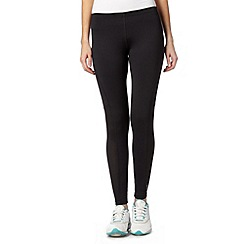Reebok - Black fitted running tights