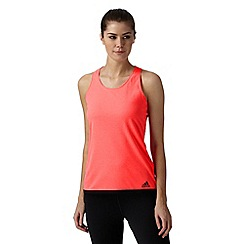 adidas - Pink 'Climachill' sports vest