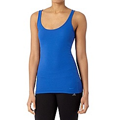 Nike - Blue ribbed vest