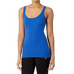 Nike - Blue ribbed vest