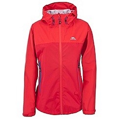 Trespass - Red gerwin outdoor jacket