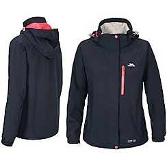 Trespass - Navy adriana outdoor jacket