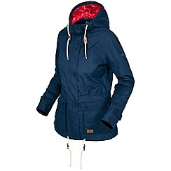 Trespass - Navy chorley jacket