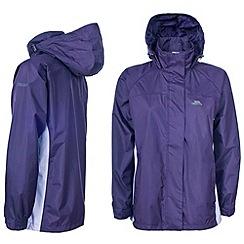 Trespass - Purple tarron jacket