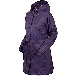 Trespass - Purple compac mac