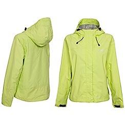 Trespass - Yellow miyake jacket
