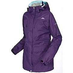 Trespass - Purple bolts jacket