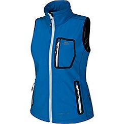 Trespass - Blue elbrus gilet