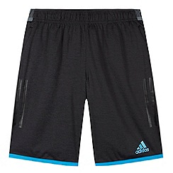 adidas - Boy's black 'ClimaChill' shorts