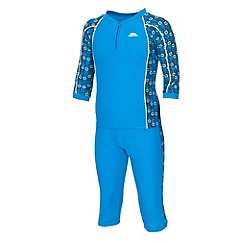 Trespass - Boy's blue dando suit