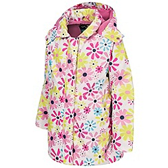 Trespass - Girl's multi tigerlily jacket