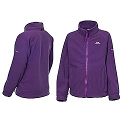 Trespass - Girl's purple skydive jacket
