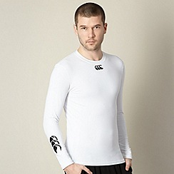 Canterbury - White base layer long sleeved top