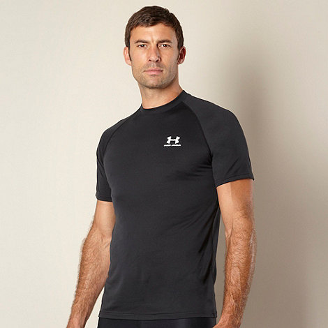 Under Armour - Black insulation t-shirt