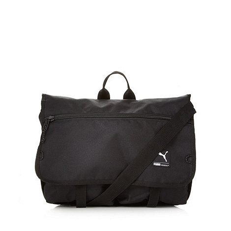 Puma - Black +Foundation+ shoulder bag