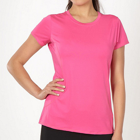 XPG by Jenni Falconer - Pink crew neck t-shirt