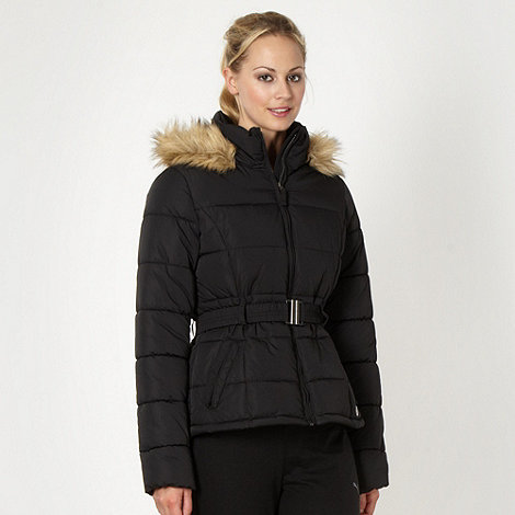 XPG by Jenni Falconer - Black padded jacket