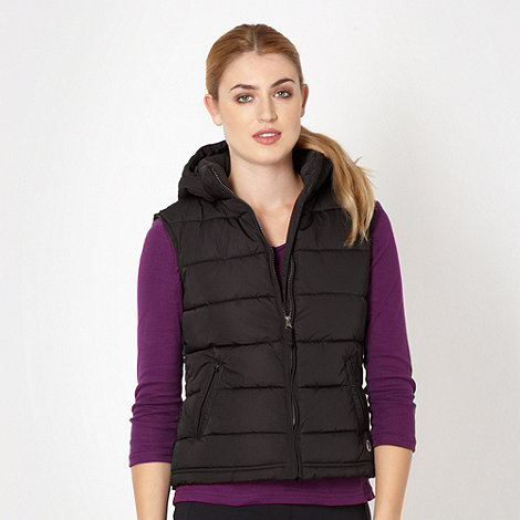 XPG by Jenni Falconer - Black padded gilet