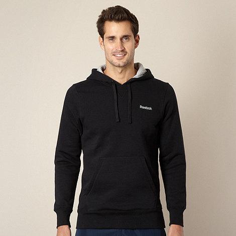Reebok - Black fleece hoodie
