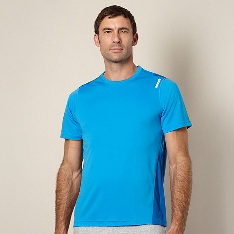 Reebok - Blue performance t-shirt