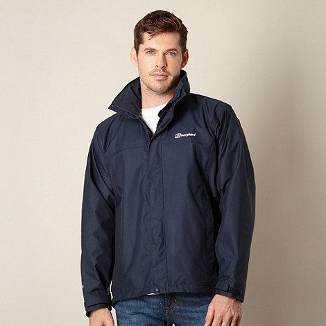 Berghaus - Dark blue waterproof jacket