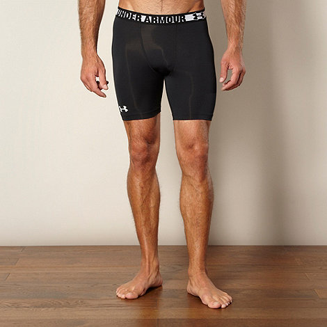 Under Armour - Black compression shorts