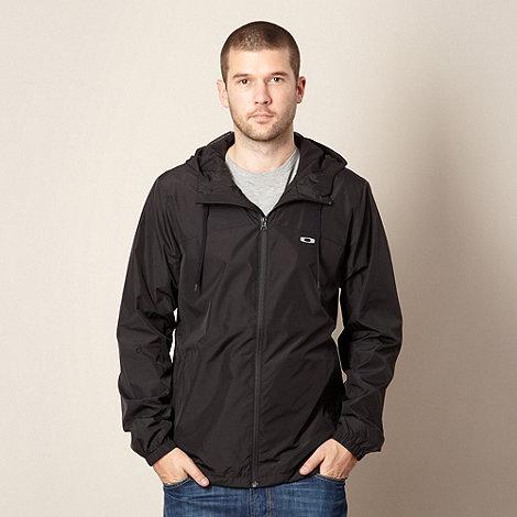 Oakley - Black waterproof lightweight jacket
