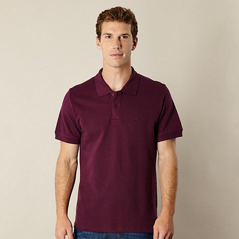 Oakley - Purple polo shirt