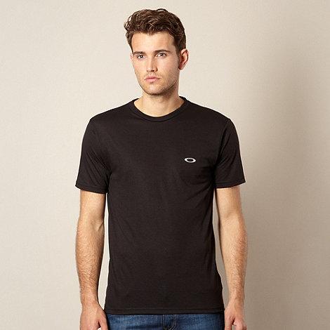 Oakley - Black plain sport t-shirt